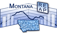 Montana Regional Economic Analysis Project (MT-REAP)