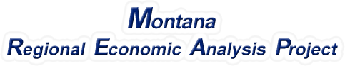Montana Regional Economic Analysis Project
